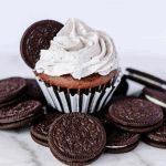 Oreo Cookies & Creme Cupcakes