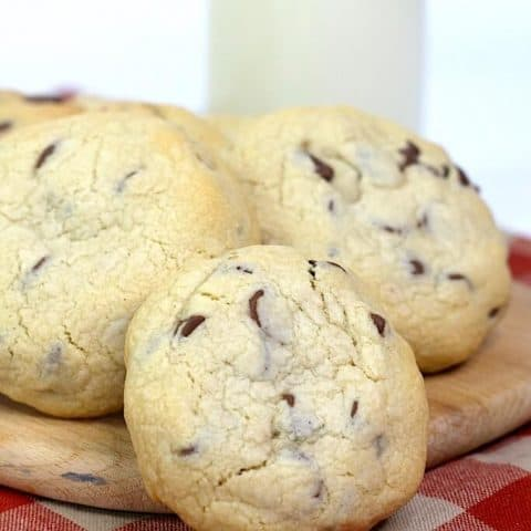 Joanna Gaines Copycat Chocolate Chip Cookies