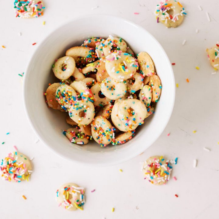 Mini Donut Cereal
