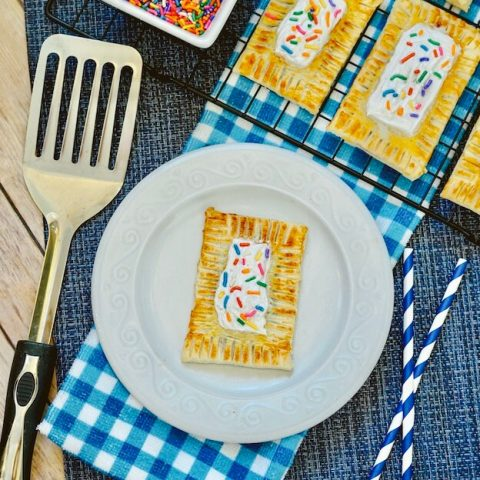 Air Fryer Pop-Tarts